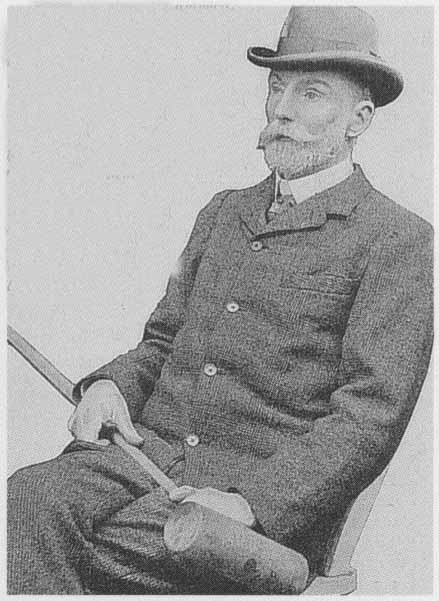 Arthur Constable Maxwell Stuart, runner-up in 1905