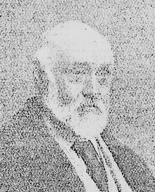 David Johnstone Macfie, winner of the Scottish Croquet Championship on five occasions in the 1870s