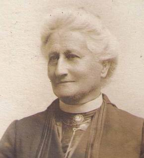 Mary Macfie, winner in 1897, 1899 and 1902